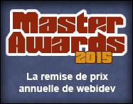 Jouez aux masters 2015