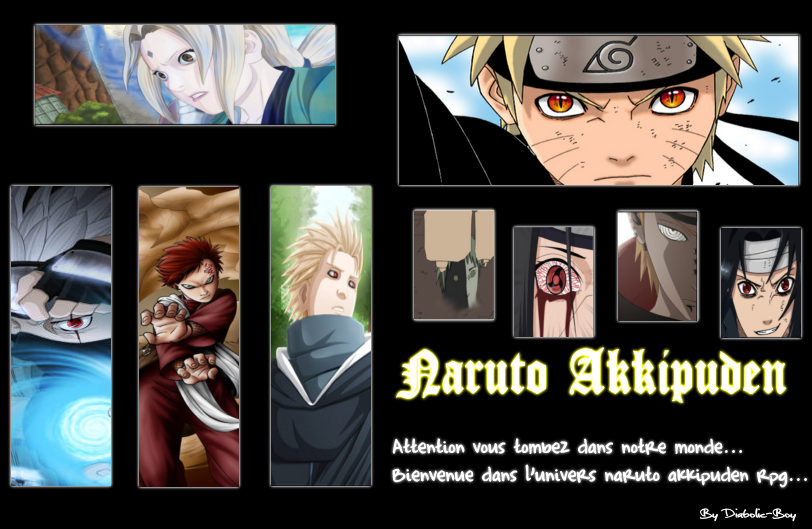 Naruto akkipuden ninja akkipu - Image de naruto akkipuden ...